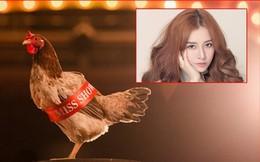 """Bị chê """"hát như gà gáy"""", Chi Pu đưa luôn hình ảnh con gà vào MV mới"""