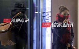 """Lâm Canh Tân lộ ảnh về nhà """"Nữ thần mặt mộc"""" Vương Lệ Khôn qua đêm, chứng minh mối quan hệ nghiêm túc"""