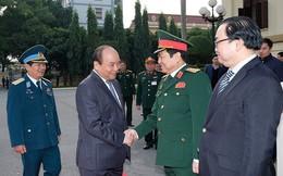 Thủ tướng: Quân chủng PK-KQ sẵn sàng chiến đấu bảo vệ bầu trời Tổ quốc