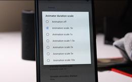 Cách đơn giản này sẽ giúp smartphone Android chạy mượt mà hơn