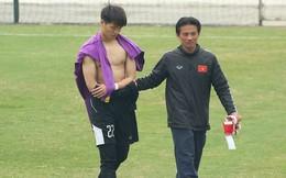 HLV Park Hang Seo lại gặp vấn đề với vị trí thủ môn U23 Việt Nam