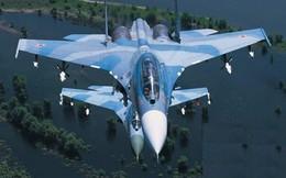 """Không quân Trung Quốc """"mọc thêm cánh"""" với 10 tiêm kích Su-35"""