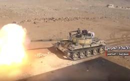 Phiến quân miền bắc Hama thất thủ trước hỏa tiễn của không quân, pháo binh Syria