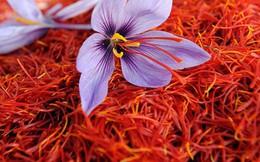 Chuyên gia y tế chỉ ra loại hoa cực tốt cho sức khỏe lại có tác dụng làm đẹp da nhưng rất dễ bị làm giả vào dịp Tết này