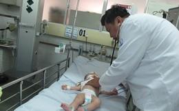 TP.HCM: Hàng trăm trẻ nhập viện mỗi ngày vì bệnh hô hấp