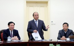 Thủ tướng làm việc Tổ tư vấn, chuyên gia đề nghị quản lý tiền ảo Bitcoin