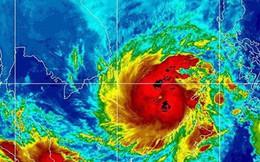 Clip: Bão số 16 (Tembin) đạt cấp độ thảm họa, có khả năng mạnh hơn siêu bão Linda lịch sử