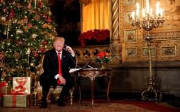 Tổng thống Trump mong ước điều gì trong đêm Giáng sinh?
