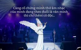 Tùng Dương, cứ đeo cánh và hát Bolero tiếp đi, đừng lo âm nhạc thụt lùi!