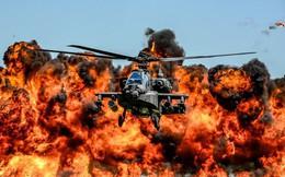 Cận cảnh binh sĩ Mỹ huấn luyện và tác chiến trên khắp thế giới
