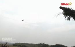 Việt Nam dùng Su-22 làm mục tiêu cho pháo phòng không tập ngắm bắn