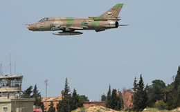 Máy bay chiến đấu Syria bị bắn hạ, phi công thiệt mạng