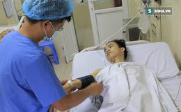 Sau trận sốt, cậu sinh viên liệt nửa người do nhiễm vi khuẩn kháng nhiều loại kháng sinh