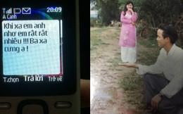 """Loạt tin nhắn chồng U50 gửi vợ khiến giới trẻ """"chào thua"""" vì quá lãng mạn"""