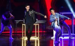 Lên sân khấu nhảy tưng bừng cùng Trọng Hiếu, Slim V gây bất ngờ cho khán giả