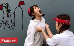 Clip 'nhái sticker' siêu lầy lội của 2 cô gái Việt từng lên cả 9gag!