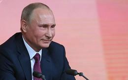 Tổng thống Putin gửi lời chúc năm mới tới lãnh đạo các nước