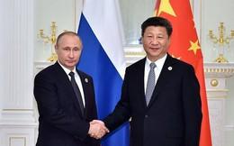 Chủ tịch Trung Quốc gửi thông điệp năm mới đến Tổng thống Nga