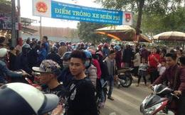 TIN TỐT LÀNH MÙNG 4 TẾT: Trông xe miễn phí ở Hà Nội, nhiều điểm du lịch ở miền Trung đông nghịt khách