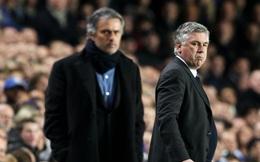 """Ancelotti mất việc vì bị """"làm phản"""" giống Jose Mourinho của năm 2015?"""