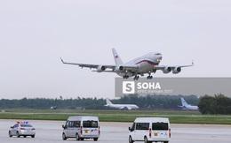 """Kết thúc APEC: """"Kremlin bay"""" đưa Tổng thống Putin rời khỏi Việt Nam"""