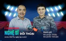 Đạo diễn Quốc Thảo - Quốc Thuận trải lòng về biến cố lớn trong đời