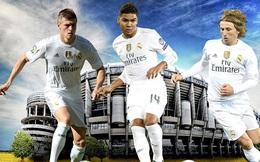 BÌNH LUẬN: Real Madrid đã thắng, nhưng tuyến giữa vẫn 'thủng'