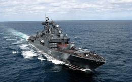 """Chiến hạm săn ngầm nằm """"chết dí"""" trong nhà máy và sự muộn màng khó hiểu của Hải quân Nga"""