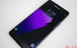 Chưa ra mắt Galaxy Note 8 đã xuất hiện thông tin rò rỉ về Galaxy Note 9