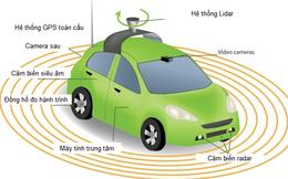 """Trang bị """"cả tá"""" thiết bị thông minh thế này, ô tô tự lái bao giờ đi được ở Việt Nam?"""