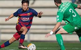 """Mua Dembele với giá trăm triệu, Barcelona bán """"Messi Hàn Quốc"""" rẻ đến không ngờ"""