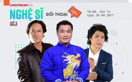 """TRỰC TIẾP Lý Hùng - Công Hậu: """"Mối thù"""" gần 30 năm sau khi đóng phim Phạm Công Cúc Hoa"""