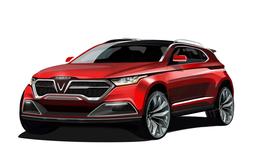 """Xe của VinFast: """"Xe sang, hạng D, thiết kế Ý, giá không dưới 1 tỷ đồng"""""""