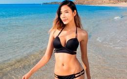 """Hoàng Thuỳ """"vượt mặt"""" Mâu Thủy, Ngọc Trinh tại cuộc thi Hoa hậu Hoàn vũ Việt Nam"""