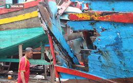 Chủ tịch Đà Nẵng: Đâm chìm tàu cá ngư dân rồi bỏ đi là không thể chấp nhận