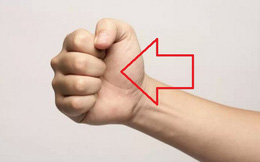 Nắm chặt tay trong 30 giây: Cách tự khám và khắc phục bệnh nội tạng tuyệt vời của Đông y