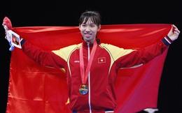 Taekwondo Việt Nam lần đầu giành HCB thế giới về đối kháng