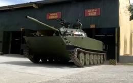 Trận thủy chiến có một không hai của Bộ đội Tăng Thiết Giáp Việt Nam