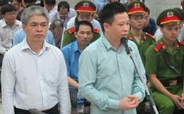 Sáng nay, Tòa tuyên án Hà Văn Thắm, Nguyễn Xuân Sơn cùng đồng phạm