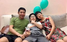 MC Thảo Vân chỉ cho con trai 20 nghìn đồng tiêu vặt hàng tháng