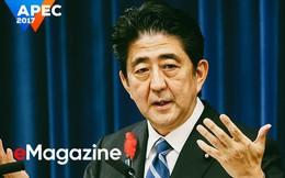 """Thủ tướng Shinzo Abe: """"Siêu nhân"""" của chính trường Nhật Bản, người đứng lên từ chính nơi vấp ngã"""