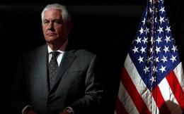 """Học giả Mỹ: """"Ngoại trưởng Tillerson nên rời bỏ ông Trump, công khai và càng sớm càng tốt"""""""