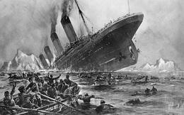 Titanic chìm và mang theo bí mật của một trong những người giàu nhất thế giới