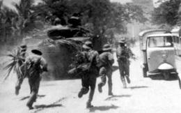 Chuyến đi đơn thương độc mã vào hang ổ địch của Tư lệnh Tăng thiết giáp VN