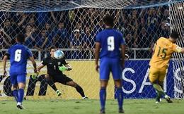Phòng ngự hớ hênh, ĐT Thái Lan nhận kết cục bi đát phút 90+3