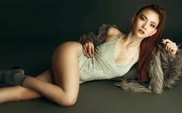 Hình ảnh quyến rũ của ca sĩ Thu Thủy