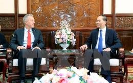 Đại sứ Mỹ ngưỡng mộ công tác tổ chức Năm APEC 2017 của Việt Nam
