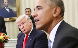 Chuyện vô tiền khoáng hậu trong chính trường Mỹ: Khi một Tổng thống tố cáo người tiền nhiệm