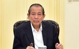 Phó Thủ tướng yêu cầu kiểm tra gấp Sở có 6 Phó giám đốc ở Bình Định