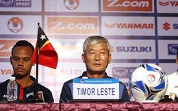 Timor Leste thắng Campuchia, có 3 điểm đầu tiên ở SEA Games 29